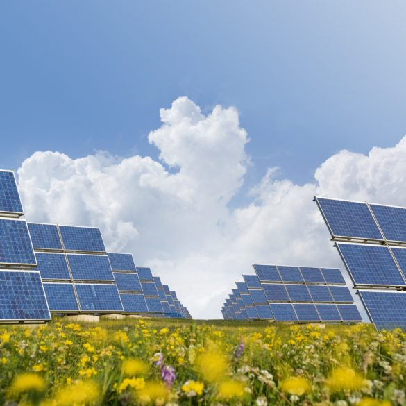 Solar PV industry services from EAG Laboratories