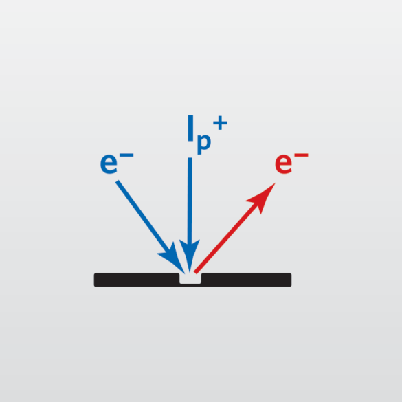 FIB circuit edit techniques, or Focused Ion Beam (FIB) Dual Beam icon from EAG Laboratories