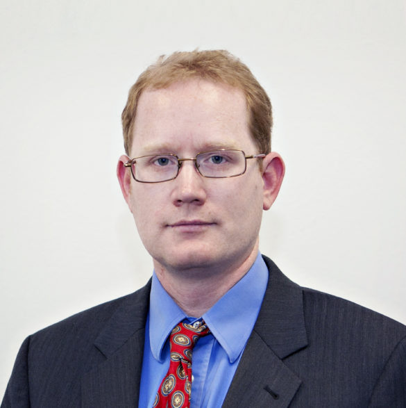 Erik Richman, Ph.D.