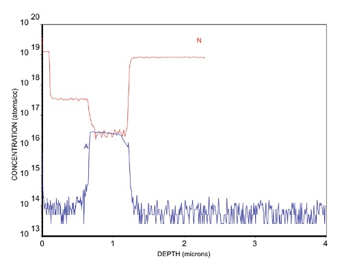 Silicon Carbide SIMS Measurements, SIMS Analysis of Individual SiC Particles for Accurate Bulk Concentration Measurement