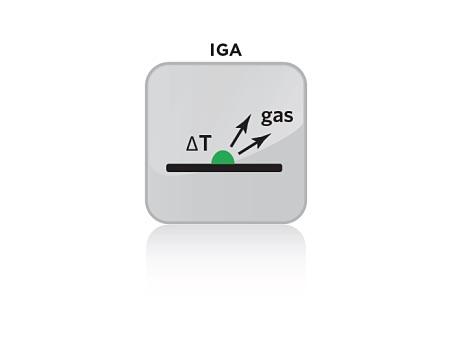 IGA Services icon, Instrumental Gas Analysis