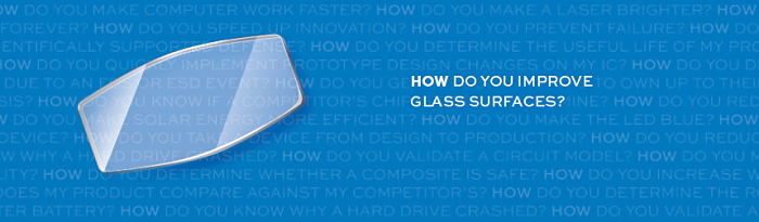 Glass Brochure header
